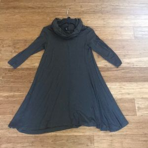 Sage Comfy Dress